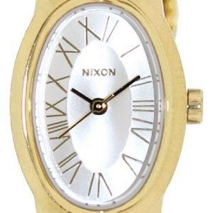 Nixon A247504-00 Kello Hopea / Nahka