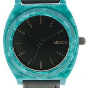 Nixon A328054-00 Kello Musta / Tekstiili