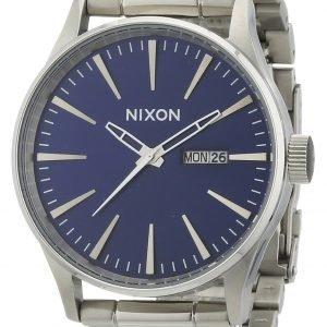 Nixon A3561258-00 Kello Sininen / Teräs