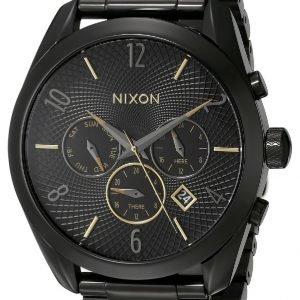 Nixon A3661616-00 Kello Musta / Teräs