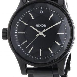 Nixon A384001-00 Kello Musta / Teräs