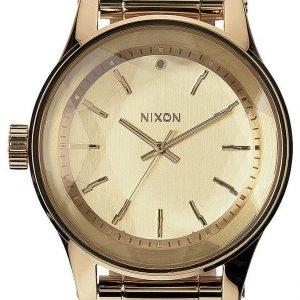 Nixon A384502-00 Kello Kullattu / Kullansävytetty Teräs