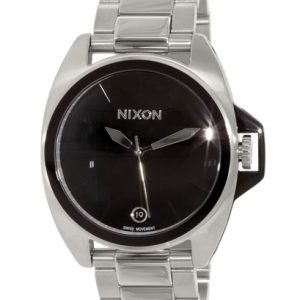 Nixon A396000-00 Kello Musta / Teräs