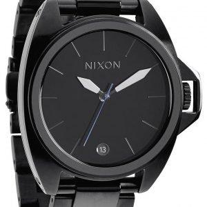 Nixon A396001-00 Kello Musta / Teräs