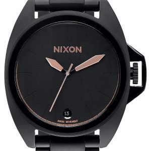 Nixon A396957-00 Kello Musta / Teräs