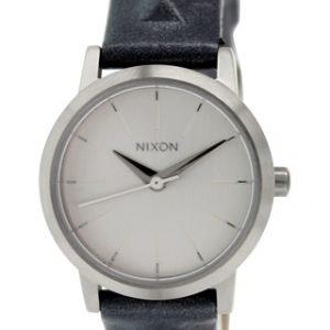 Nixon A3981619-00 Kello Valkoinen / Nahka