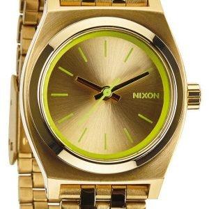 Nixon A3991618-00 Kello Kulta / Kullanvärinen Teräs