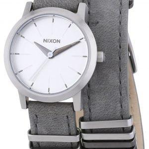 Nixon A4031763-00 Kello Valkoinen / Teräs