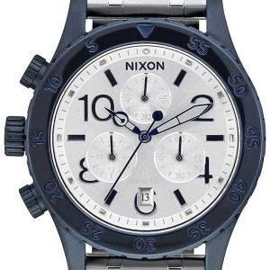 Nixon A4041849-00 Kello Hopea / Teräs