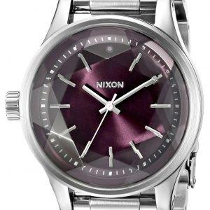 Nixon A4092157-00 Kello Violetti / Teräs