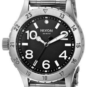 Nixon A410000-00 Kello Musta / Teräs