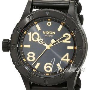 Nixon A4102317-00 Kello Musta / Teräs