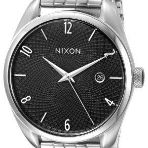Nixon A418000-00 Kello Musta / Teräs