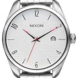 Nixon A418100-00 Kello Valkoinen / Teräs