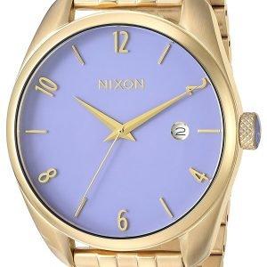 Nixon A4182624-00 Kello Violetti / Kullansävytetty