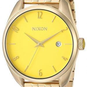 Nixon A4182627-00 Kello Keltainen / Kullansävytetty