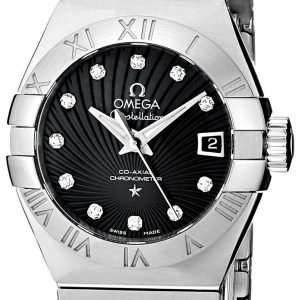 Omega Constellation Co-Axial 27mm 123.10.27.20.51.001 Kello