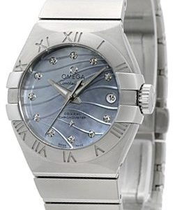 Omega Constellation Co-Axial 27mm 123.10.27.20.57.001 Kello