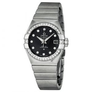 Omega Constellation Co-Axial 27mm 123.15.27.20.51.001 Kello