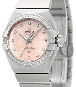 Omega Constellation Co-Axial 27mm 123.15.27.20.57.002 Kello