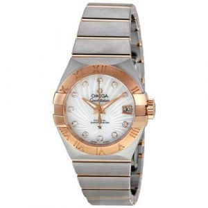 Omega Constellation Co-Axial 27mm 123.20.27.20.55.001 Kello