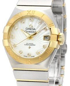Omega Constellation Co-Axial 27mm 123.20.27.20.55.002 Kello