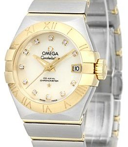 Omega Constellation Co-Axial 27mm 123.20.27.20.55.003 Kello
