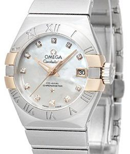 Omega Constellation Co-Axial 27mm 123.20.27.20.55.004 Kello