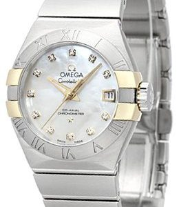Omega Constellation Co-Axial 27mm 123.20.27.20.55.005 Kello