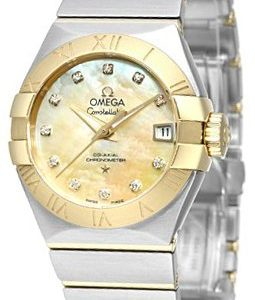 Omega Constellation Co-Axial 27mm 123.20.27.20.57.002 Kello