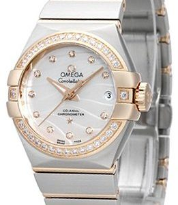 Omega Constellation Co-Axial 27mm 123.25.27.20.55.005 Kello