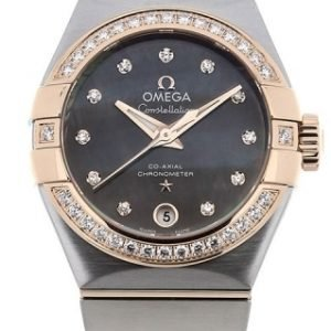 Omega Constellation Co-Axial 27mm 123.25.27.20.57.006 Kello