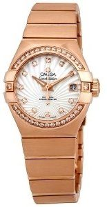 Omega Constellation Co-Axial 27mm 123.55.27.20.55.001 Kello