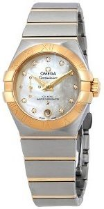 Omega Constellation Co-Axial 27mm 127.20.27.20.55.002 Kello