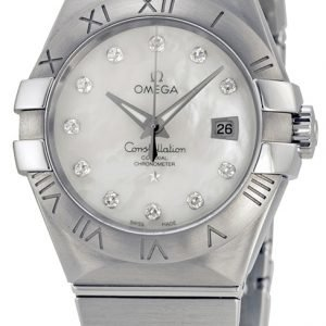 Omega Constellation Co-Axial 31mm 123.10.31.20.55.001 Kello