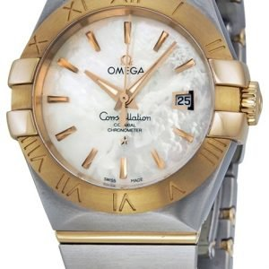 Omega Constellation Co-Axial 31mm 123.20.31.20.05.001 Kello