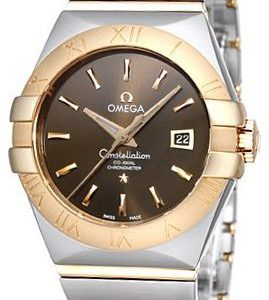 Omega Constellation Co-Axial 31mm 123.20.31.20.13.001 Kello
