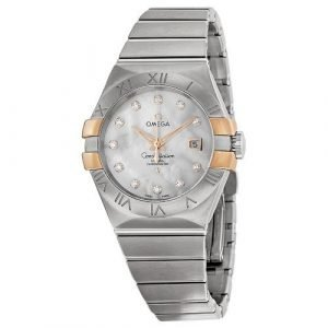 Omega Constellation Co-Axial 31mm 123.20.31.20.55.003 Kello