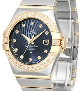 Omega Constellation Co-Axial 31mm 123.25.31.20.53.001 Kello