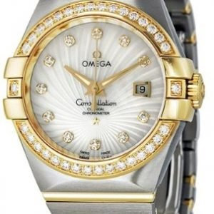 Omega Constellation Co-Axial 31mm 123.25.31.20.55.002 Kello