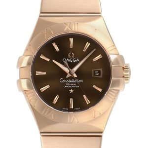 Omega Constellation Co-Axial 31mm 123.50.31.20.13.001 Kello