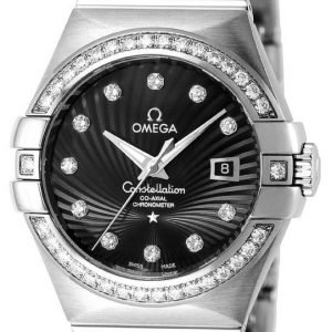 Omega Constellation Co-Axial 31mm 123.55.31.20.51.001 Kello
