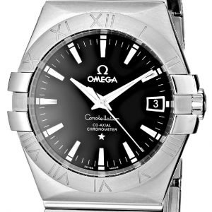 Omega Constellation Co-Axial 35mm 123.10.35.20.01.001 Kello
