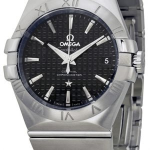 Omega Constellation Co-Axial 35mm 123.10.35.20.01.002 Kello
