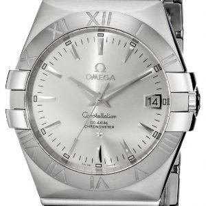 Omega Constellation Co-Axial 35mm 123.10.35.20.02.001 Kello
