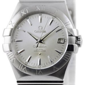 Omega Constellation Co-Axial 35mm 123.10.35.20.02.002 Kello