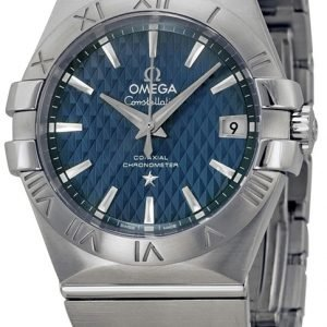 Omega Constellation Co-Axial 35mm 123.10.35.20.03.002 Kello