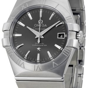 Omega Constellation Co-Axial 35mm 123.10.35.20.06.001 Kello