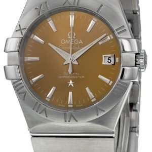 Omega Constellation Co-Axial 35mm 123.10.35.20.10.001 Kello