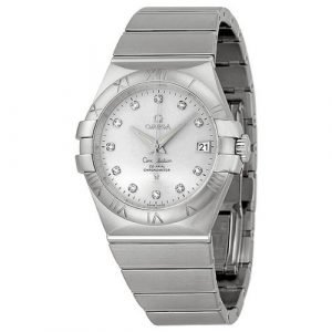 Omega Constellation Co-Axial 35mm 123.10.35.20.52.001 Kello